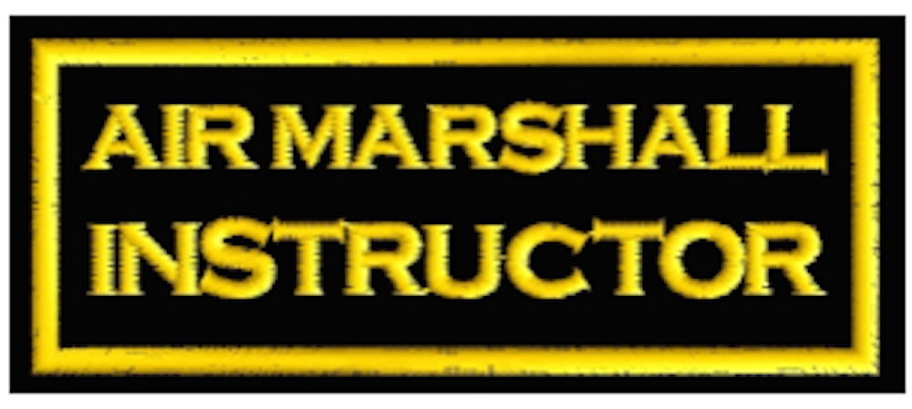 AIRMARSHALL INSTRUCTOR