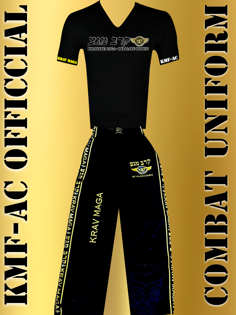 KRAV MAGA UNIFORM