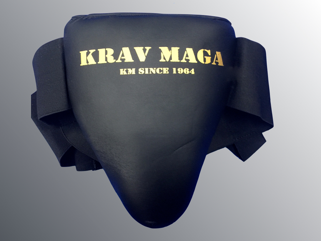KRAV MAGA GROIN PROTECTION