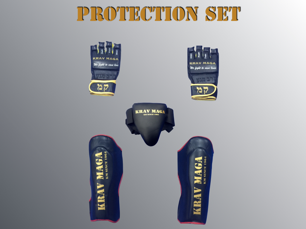 KRAV MAGA PROTECTION SET