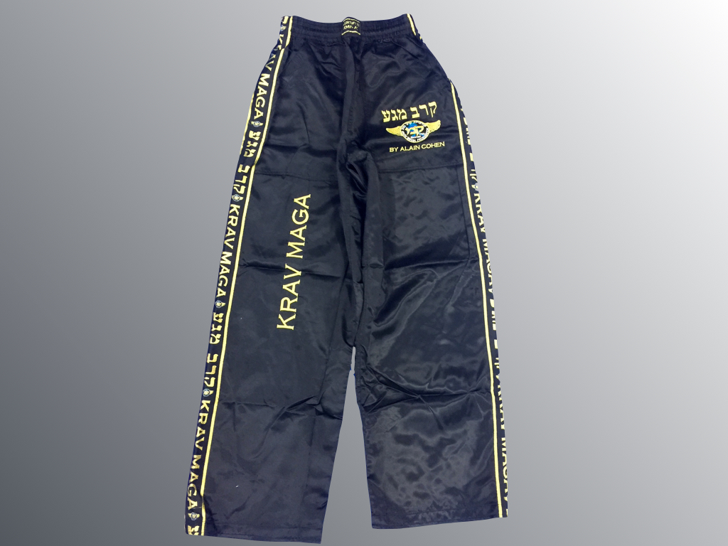 KRAV MAGA PANTS – LUXURIOUS SERIE