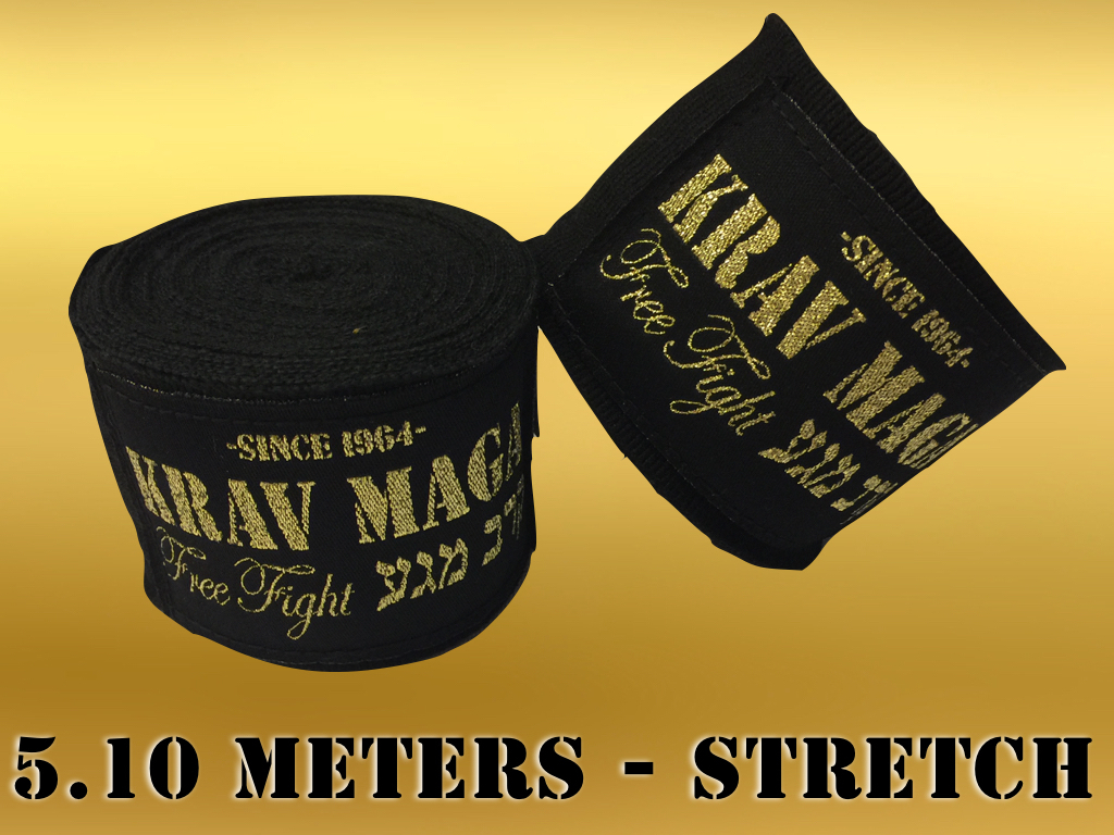 KRAV MAGA HAND WRAP HIGH QUALITY, 5.10 METERS STRETCH