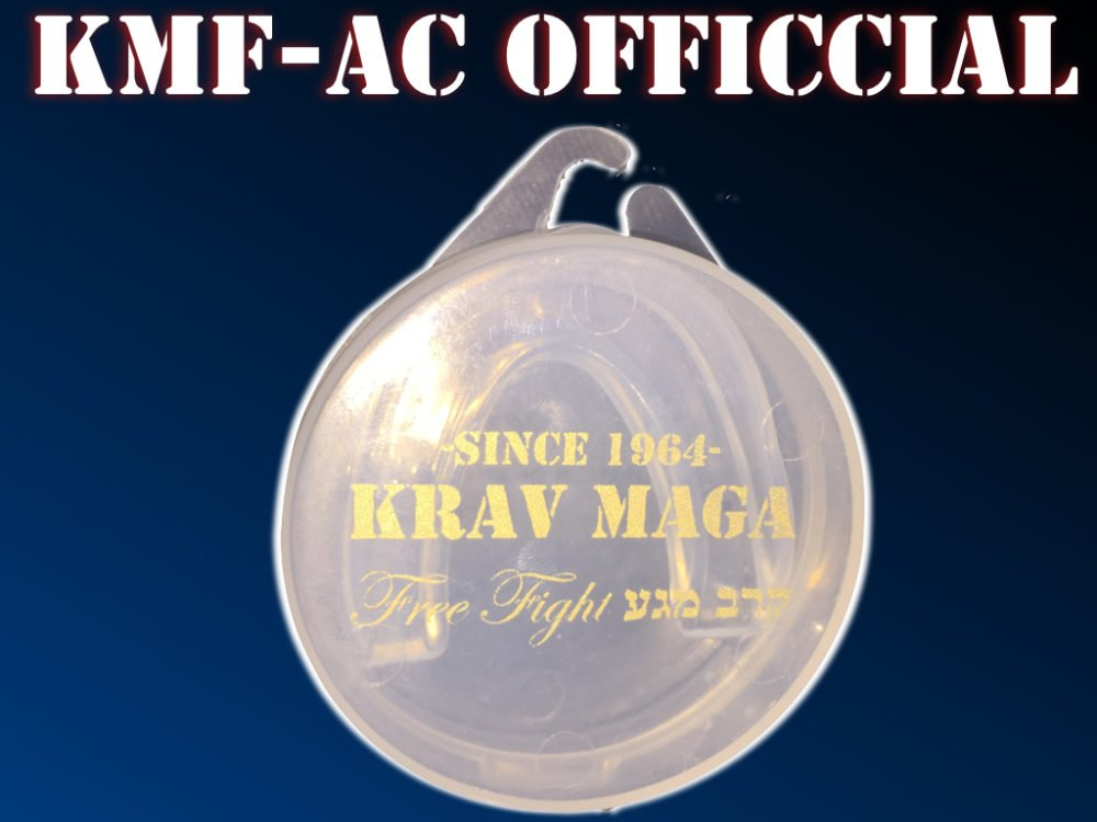 KRAV MAGA MOUTH GUARD
